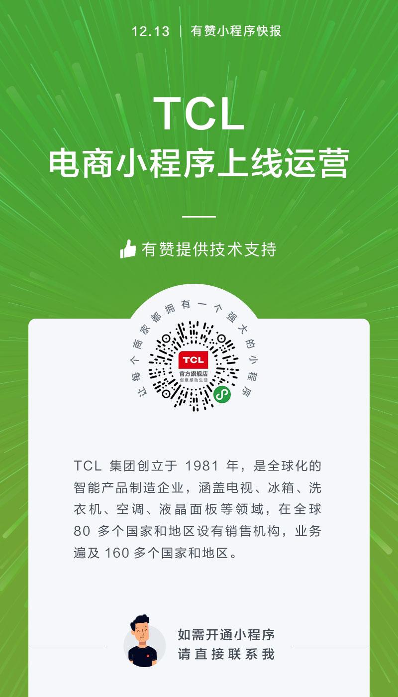 数码家电-TCL商城案例图片